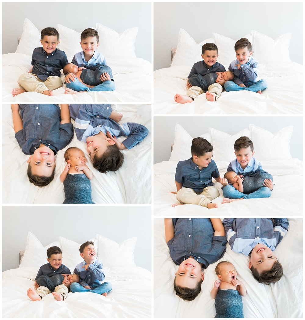 newborn lifestyle session, orange county poppy lea photography