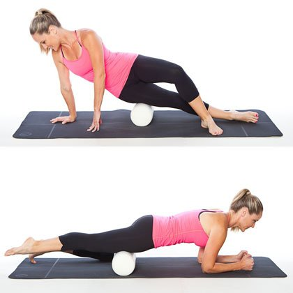 Using a foam roller on a daily basis is something everybody should be doing!
