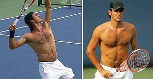 No rippling six pack in the world's oldest #1 ranked tennis player..... There must be something to it!  Looks about as stable as it gets!