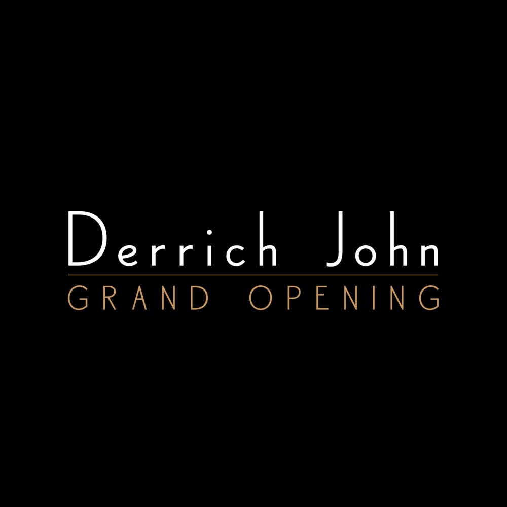 "Derrich Johns Electronic Music EP ""Grand Opening"""