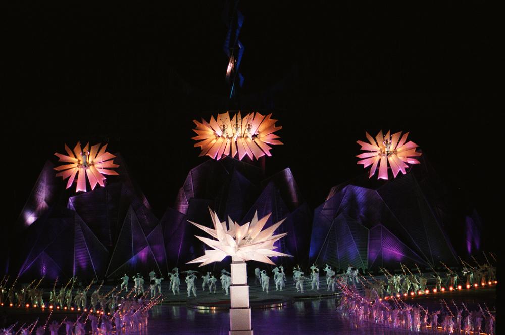 2019 paralympics opening ceremony