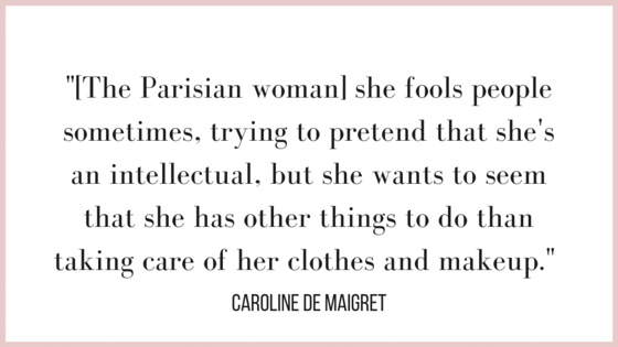 QUOTED FROM  PARDON MY FRENCH   PODCAST BY GARANCE DORE