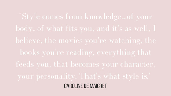 QUOTED FROM   PARDON MY FRENCH  A PODCAST BY GARANCE DORE