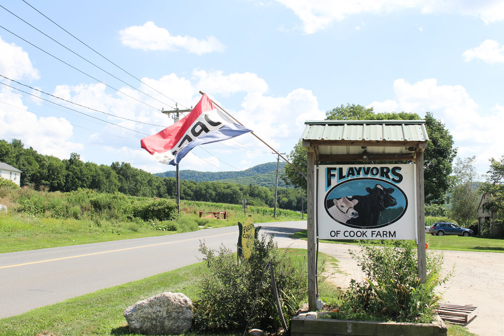 Flayvors of Cook Farm