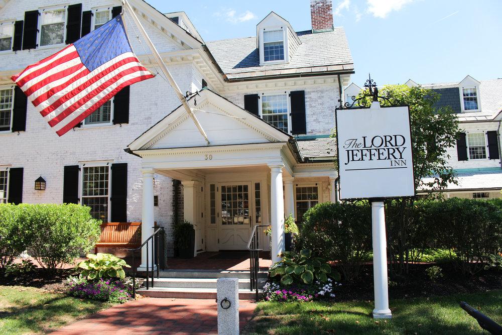 The Lord Jeffrey Inn. Amherst, MA