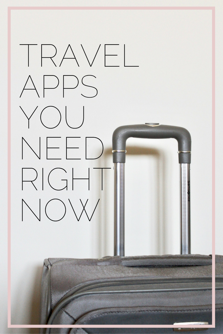 TRAVEL APPS YOU NEED RIGHT NOW / NICOLEMCARUSO.COM