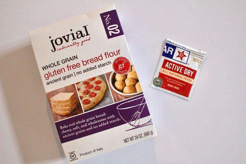 JOVIAL GLUTEN FREE BREAD / nicolemcaruso.com