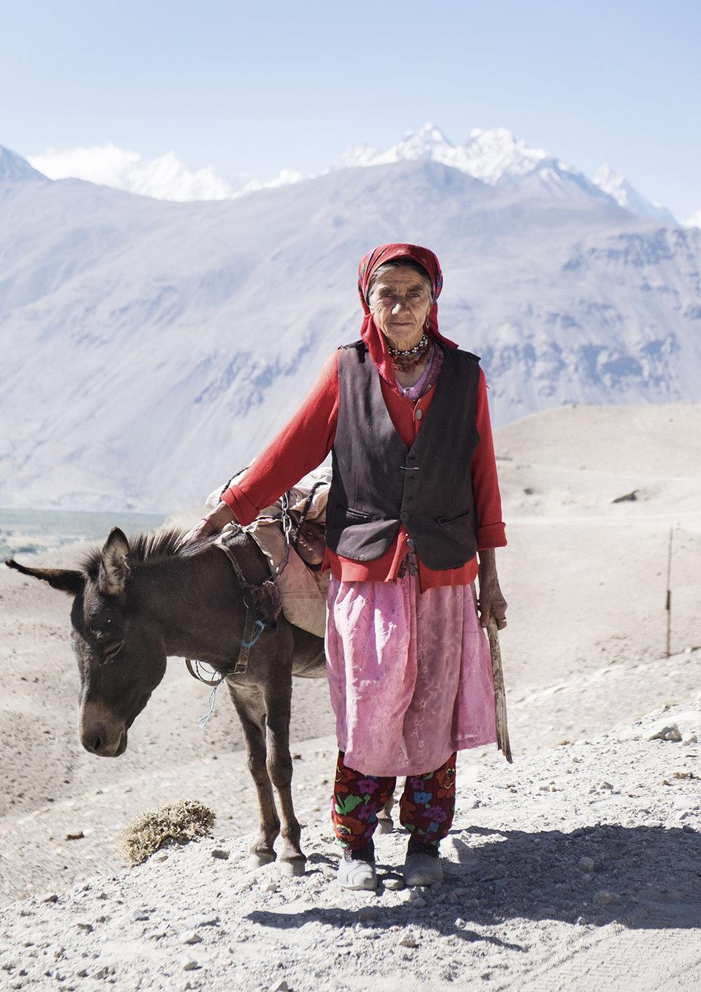 Langar, Tajikistan 2014