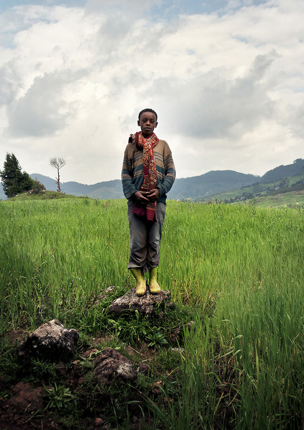 Belete, Ethiopia 2013 | Leaves of Grass
