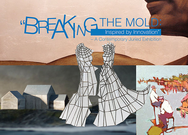 "March 31 - June 12, 2016 Opening Reception: March 31, 2016; 5:30 -7:00pm The Cape Cod Museum of Art presents its first open national juried exhibition, titled, ""Breaking the Mold: Inspired by Innovation,"" to inaugurate their 35th Anniversary celebrations, opening on March 31, 2016. Juror Mim Brooks Fawcett, Executive Director of the Attleboro Arts Museum, Attleboro, MA, has selected 35 artworks from 718 submissions by 277 artists residing in 29 different states. At the opening reception on March 31, she will announce her four ""Juror's Best"" awards. Awardees will be given recognition on the museum's website and in social media.  Ms. Fawcett commented, "". . .jurying the Cape Cod Museum of Art's debut national juried exhibition . . . was both an honor and a challenge. Each piece was carefully examined for its mastery of technique and execution, message, creative approach – and crosschecked against the show's theme. Did the work stand out for its originality? Did it touch upon time-tested roots, yet push the envelope? In the end, the 35 selected pieces stood out for their no holds barred character, dared to be distinct in some way, shape or form and (despite a unique persona) had a provocative relationship to the other 34 mold breakers. All submitting artists are to be commended for their strong entries. It was a pleasure meeting each piece and connecting with the range of exciting work that each artist put forward. Finally, I congratulate the chosen 35 for standing out in a highly competitive crowd. Keep on walking to your own drummer.""  As part of the 35th Anniversary celebrations of the museum, this exhibition features artwork that breaks the bounds of tradition in diverse ways. Carolyn Conrad, from Sag Harbor, NY, surprises the viewer in Maybe Cape Breton by presenting an image that seems to be an outdoor landscape, when in reality it is a photograph of a handmade staged construction. A beautifully-crafted metal, plastic and crystal sculpture by Holland Houdek, from Iowa City, turns out to be modeled after a medical implant, Atlas Posterior Column. And a ceramic teapot, by Ron Mello, turns into a moving vehicle. There is a broad variety of imagery, mediums, and messages in this exhibition that will appeal to a wide range of viewers. (Please see images below.) The 35 selected artists are, from 16 states: Denise Buckley, OH Robin Cass, NY Carolyn Conrad, NY Darcy Dangremond, MA Alice Denison, MA Jessica Dupuis, NC Tanya Fletcher, ME Diane Francis, MA Shaina Gates, PA Amir Hariri, NY Howard Hastie, MA Holland Houdek, IA Colleen Kiely, MA Dimitrina Kutriansky, IL Keith Lewis, WA Kandy Lopez, FL Ron Mello, MA Tatyana Ostapenko, OR Joseph Ostraff, UT Colin Poole, NM Margaret Realica, CA Diana Mari Rossi, CA Abby Schmidt, PA Wendy Seller, MA Lauren Skelly, NY Jeff Stauder, MA Deborah Stenberg-Service, CA Gin Stone, MA Kate Sullivan, MA Susanne Taylor, MA Stefania Urist, CT Randy Van Dyck, ID Peggy Wyman, MO Laurence Young, MA Micah Zavacky, IL Juror: Mim Brooks Fawcett Since July 2006, Mim Brooks Fawcett has been the Executive Director of the Attleboro Arts Museum in Attleboro, MA, where she has focused her efforts on providing outstanding and diverse exhibitions and art programs. She holds degrees in the visual arts, graphic design and cinema. She has also served as an educator at Northeastern University and Boston University and as a corporate Art Director."