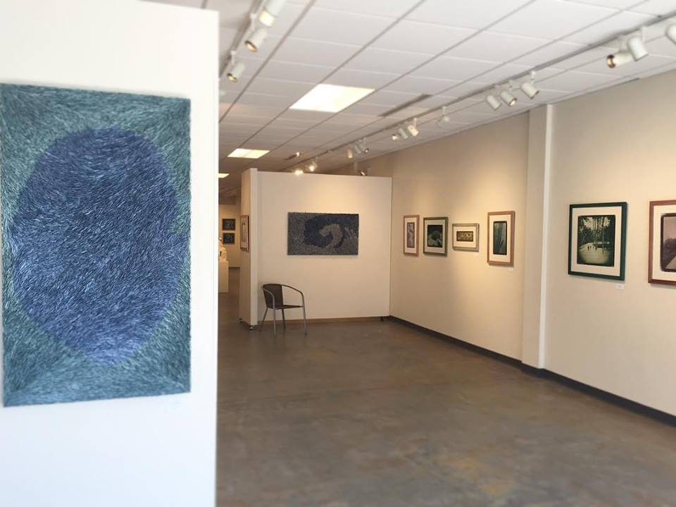 Featured Artists: Alan Dehmer and Jessica Dupuis  exhibition at FRANK Gallery, Chapel Hill, NC. June 7 - July 3, 2016