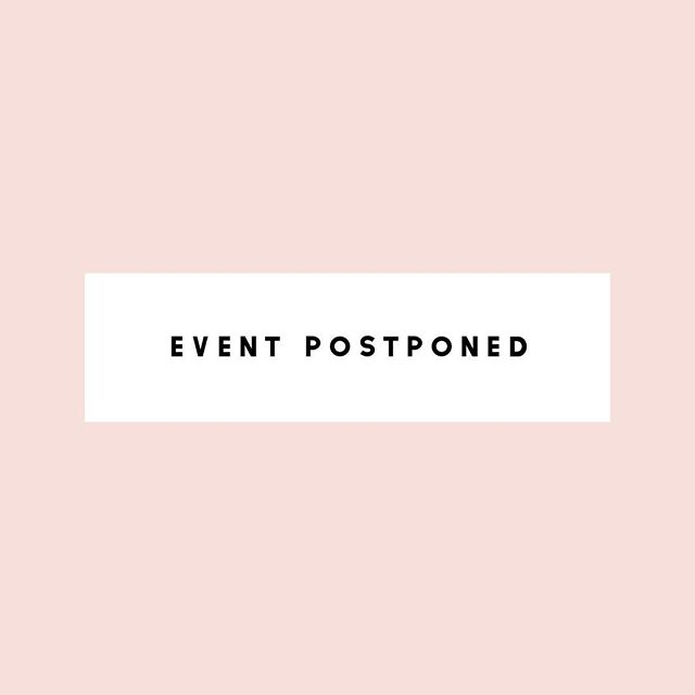 Ladies and gents !! The #bedtimewithbrookesharee event has been rescheduled for 8.30.18. For more deets check out our story and stay tuned this week for more info 👑💕🎊