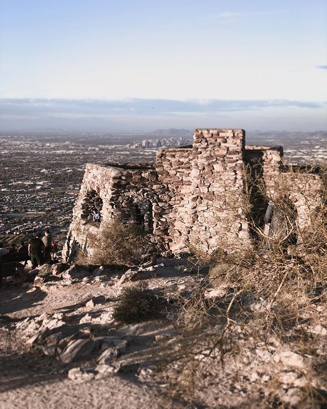 Dobbins point in Phoenix. Shot on my iPhone.