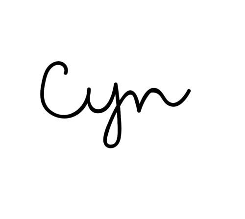 Cynthia Tripathi signature.