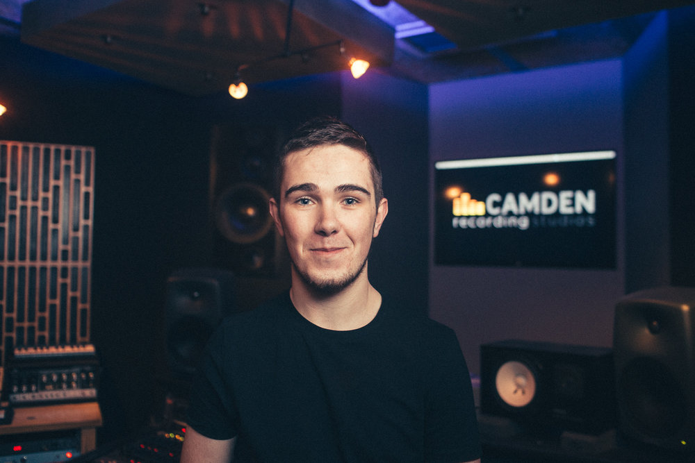 Jack Power - Studio Manager • Engineer