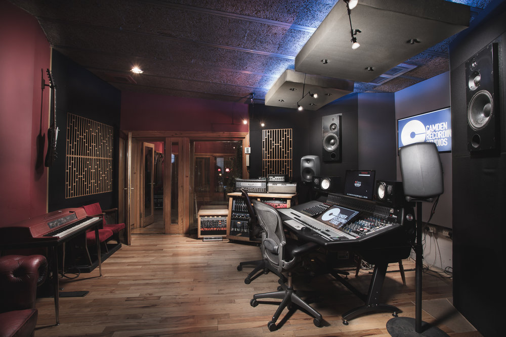 studio a camden recording studios