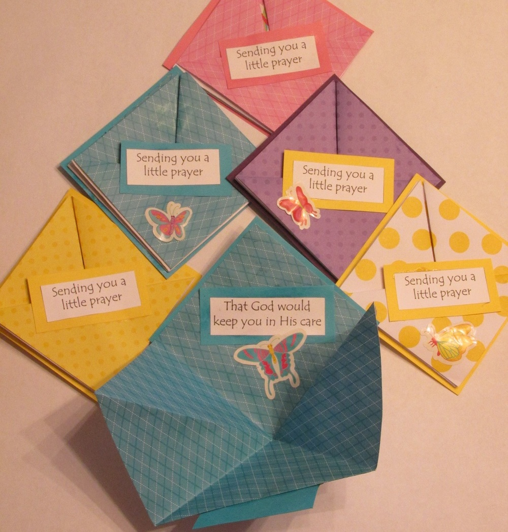 Fortune Cookie Cards