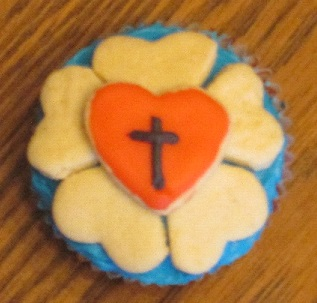 Lutheran Seal Cookie
