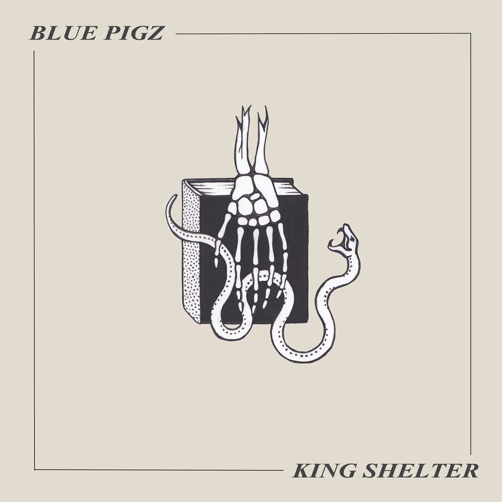 Blue Pigz - King Shelter