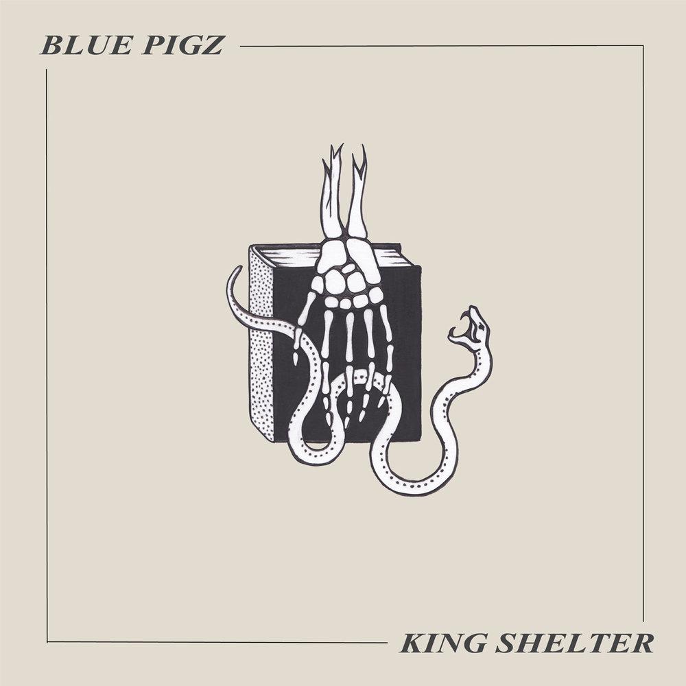 Blue Pigz - King Shelter