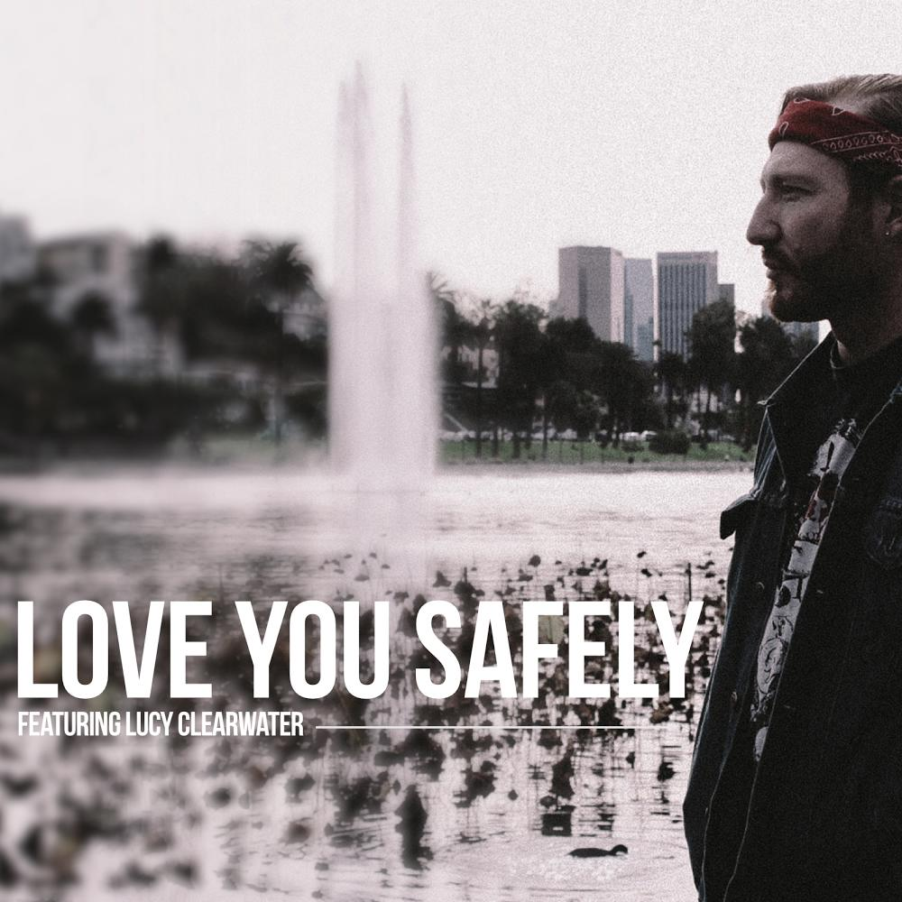 Joe Marson - Love You Safely Cover Art