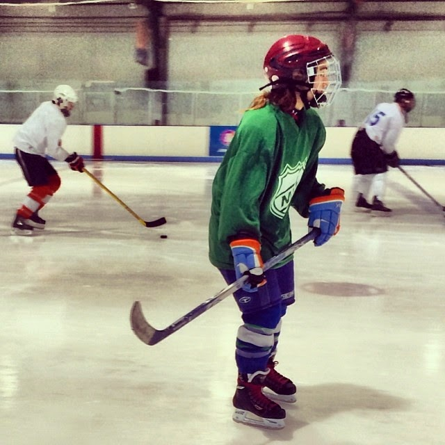 Ice Hockey at Chelsea Piers