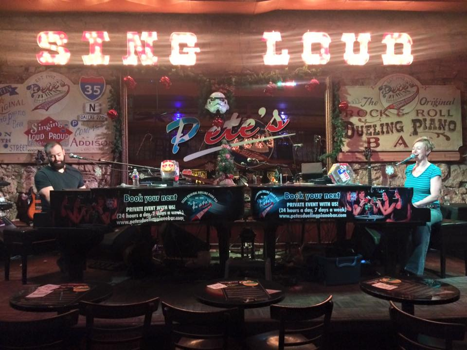 Pete's Dueling Piano Bar Austin
