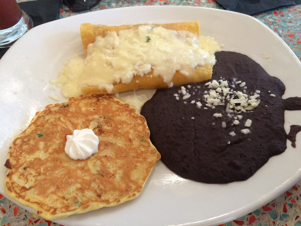South Congress Cafe Austin Migas