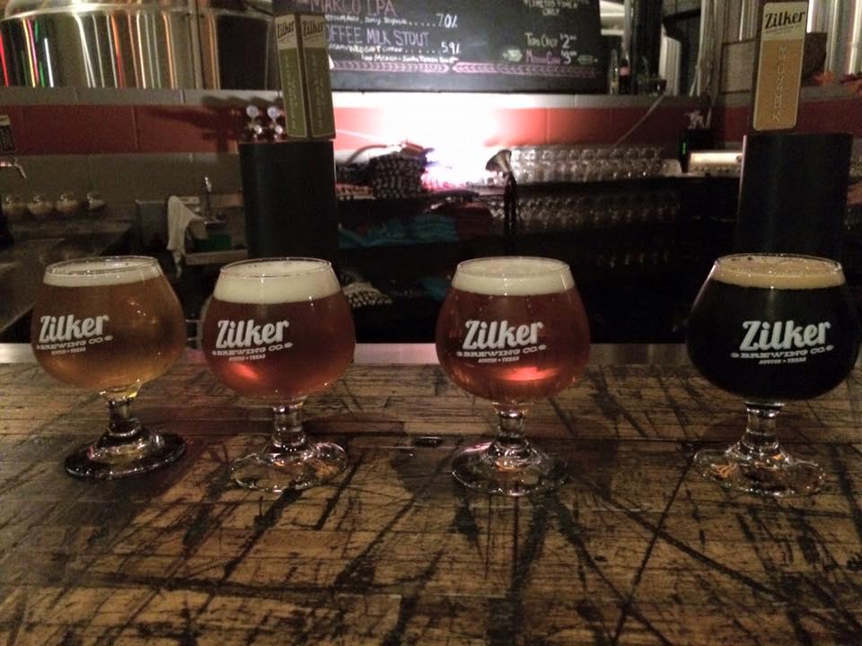 Zilker Brewing Company Austin Texas