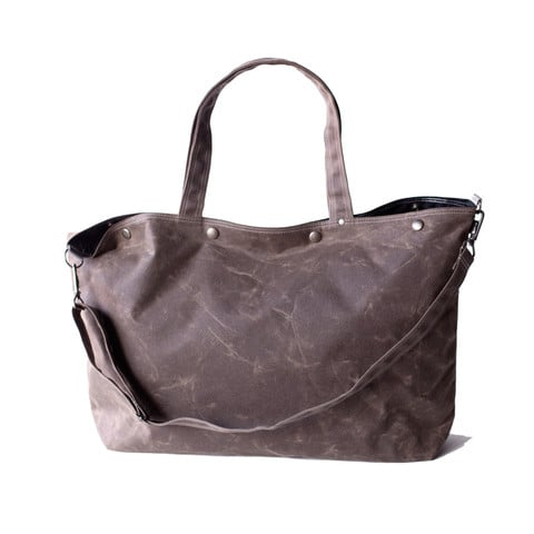 Moop Shop The Porter Canvas Bag