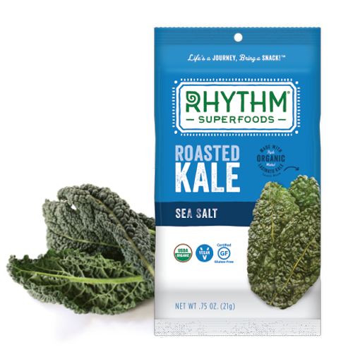 Rhythm Superfoods Roasted Kale