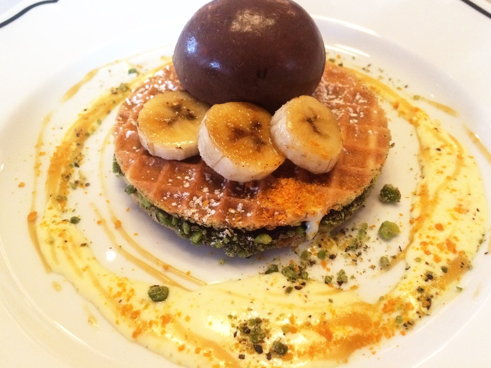 Dessert La Sirena Ristorante NYC Batali Bastianich