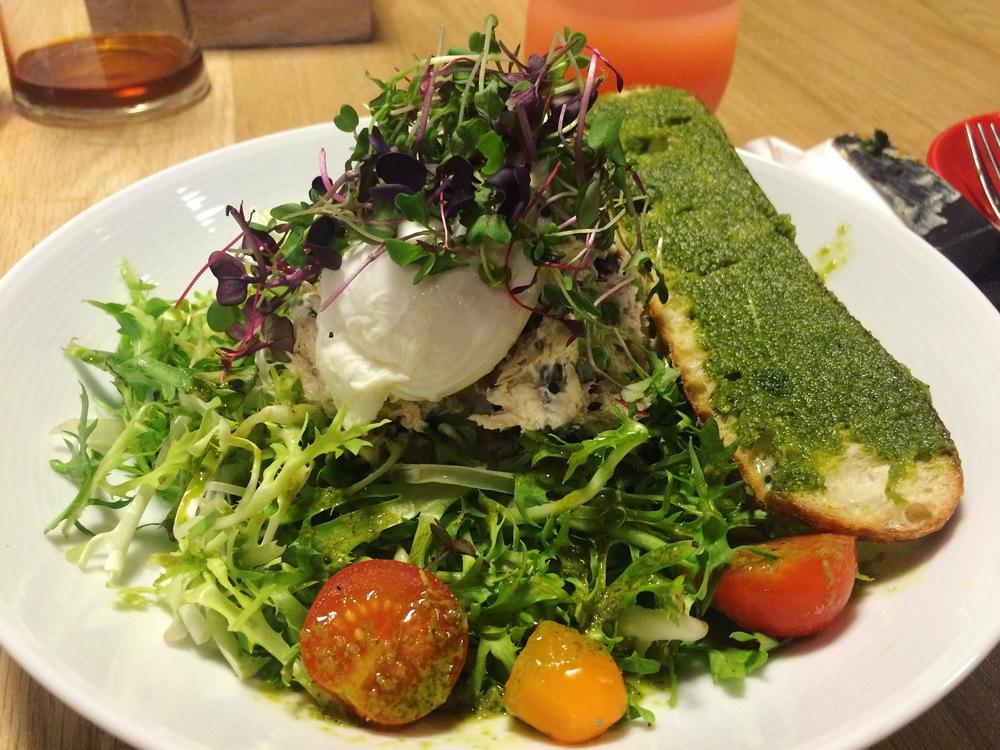 gotan nyc tuna salad