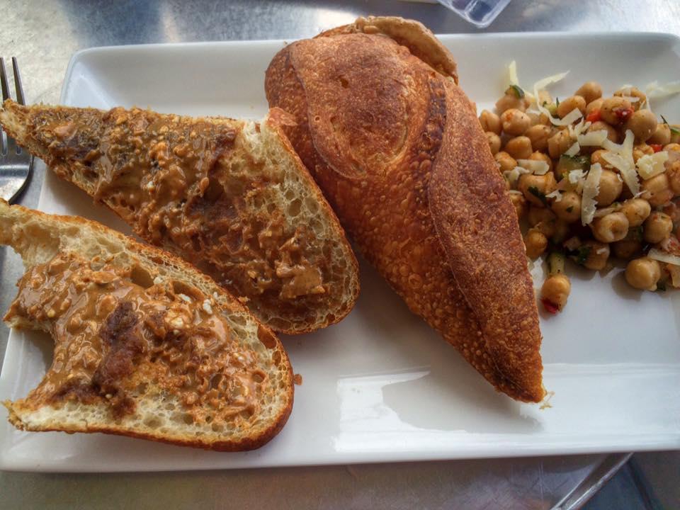 Crema PB&J Sandwich