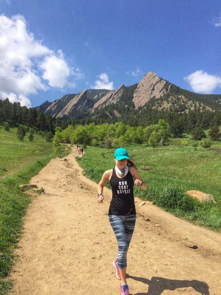 Flatirons Trail Running Boulder