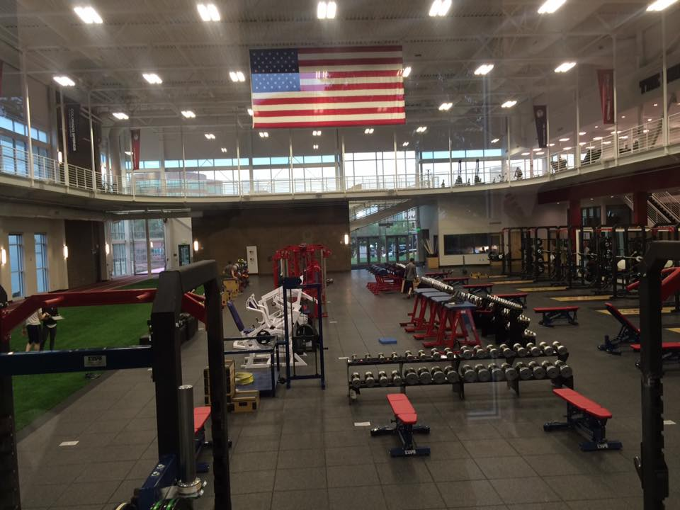 US Olympic Training Center