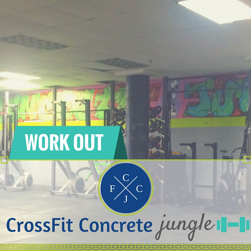 CrossFit Concrete Jungle NYC Review
