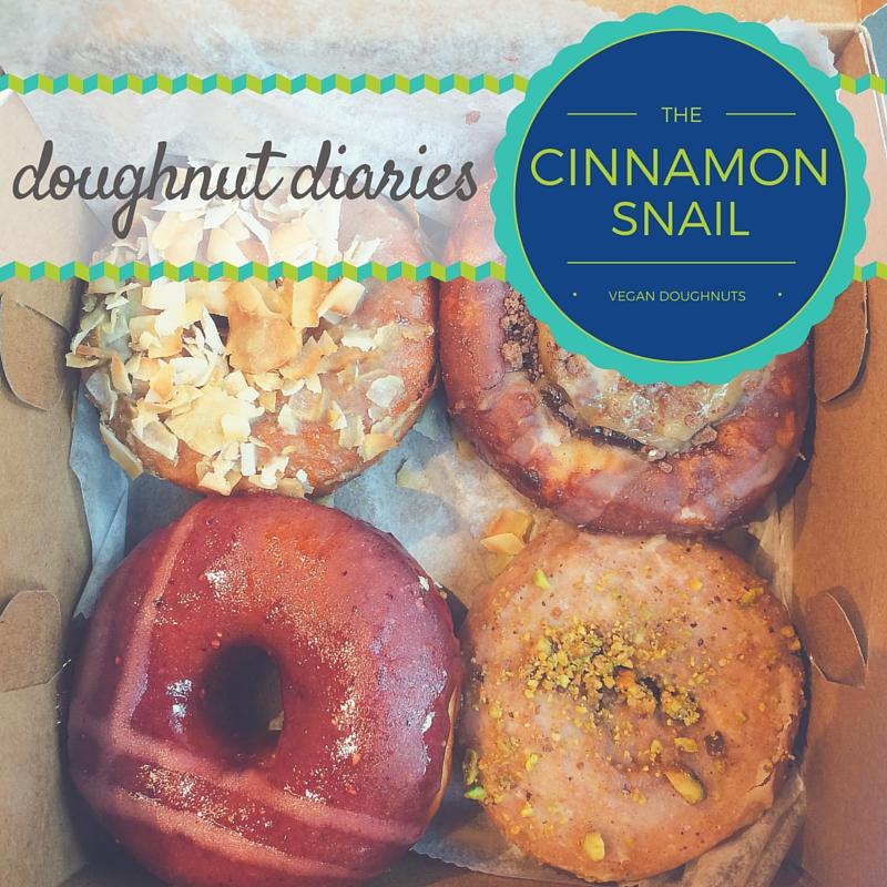 The Cinnamon Snail Doughnuts