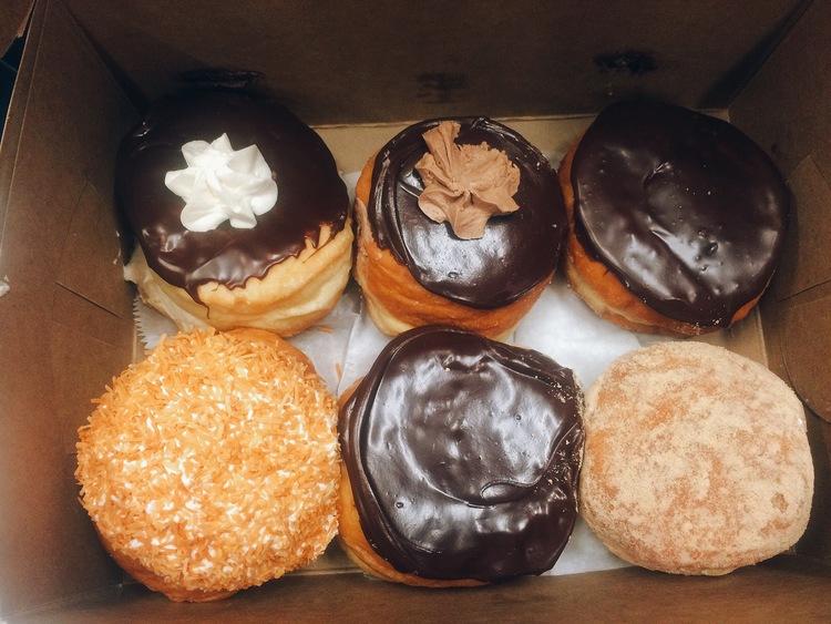 Paula's Donuts Buffalo