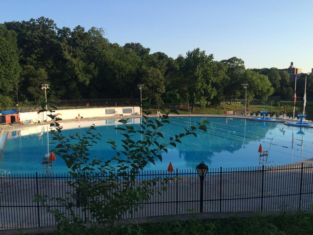 Lasker Pool NYC