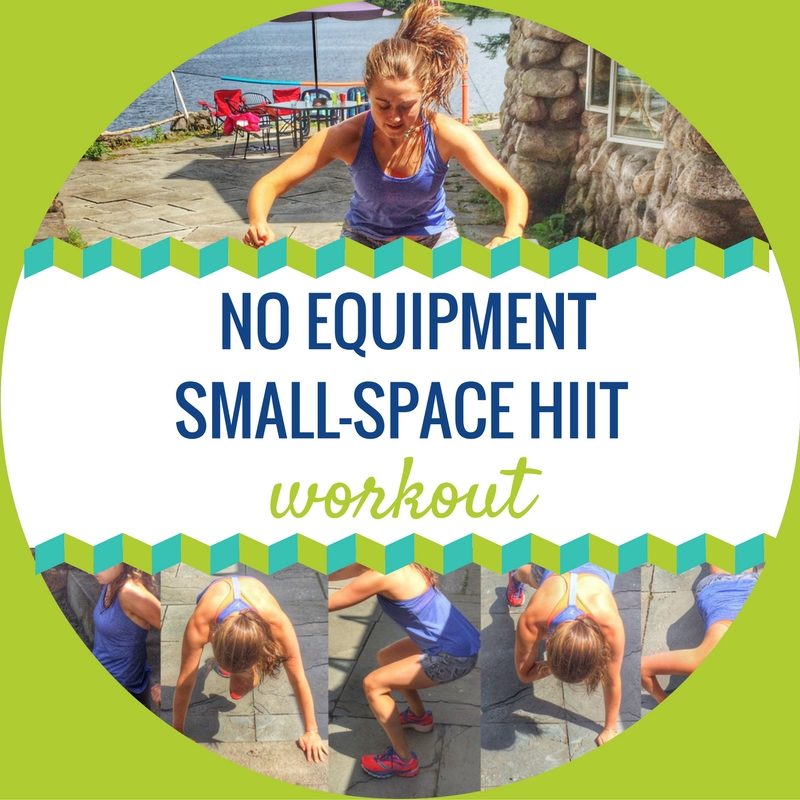 Small Space Workout