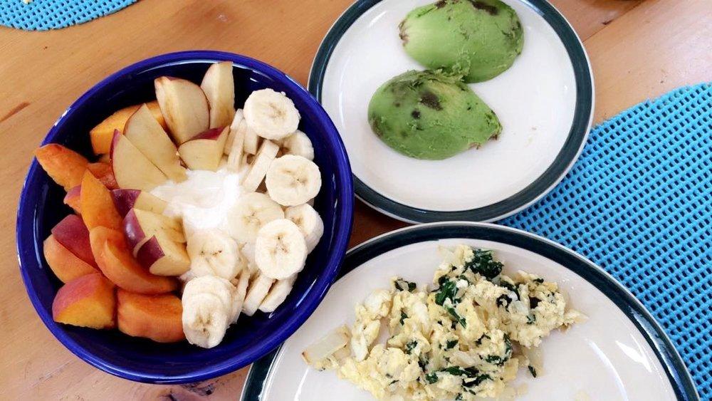 Fresh Breakfast Ideas