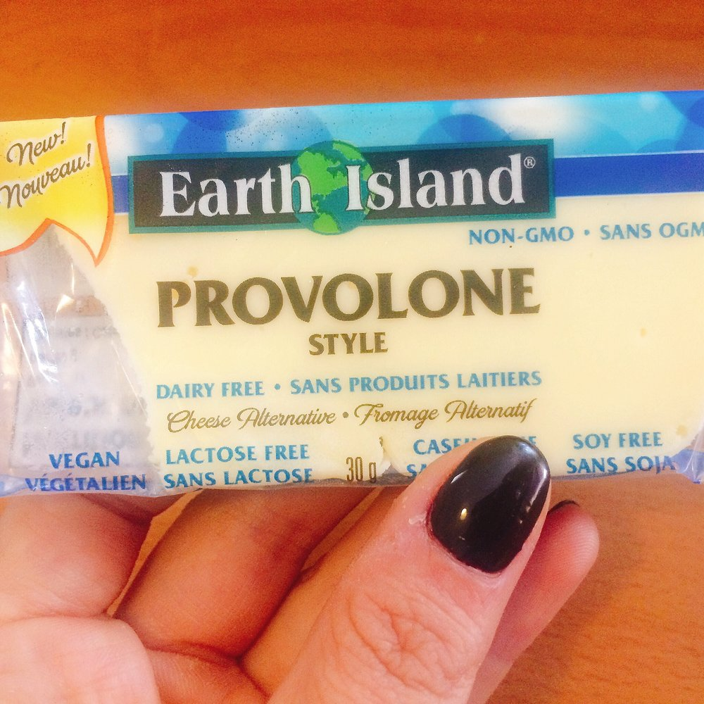Earth Island Vegan Cheese