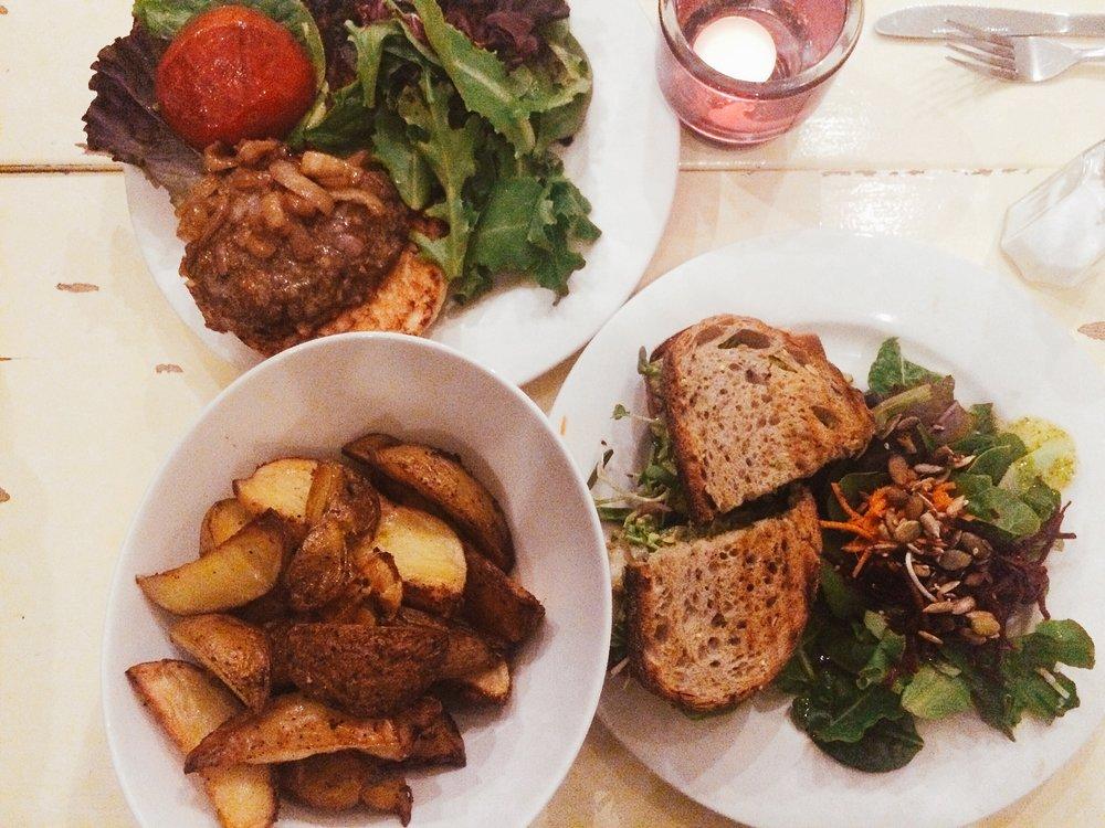 Beet Cafe Toronto