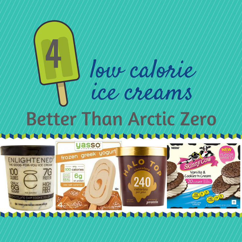 Best Low Calorie Ice Creams