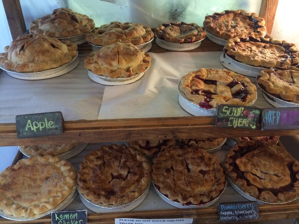 Two Fat Cats Bakery Portland Maine