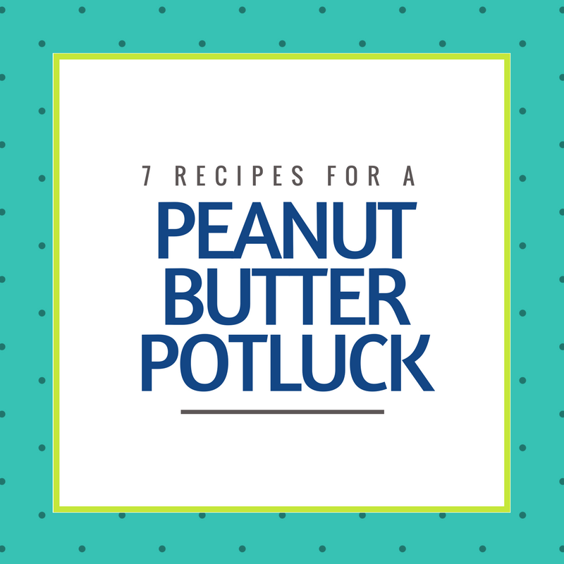 Peanut Butter Potluck Recipes