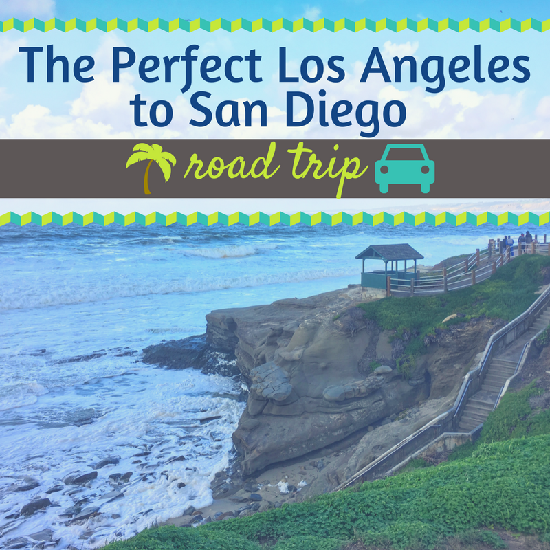 How To Roadtrip from LA to San Diego