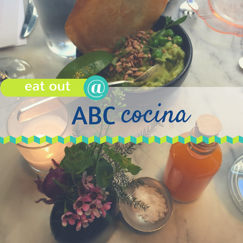 ABC Cocina Restaurant Review