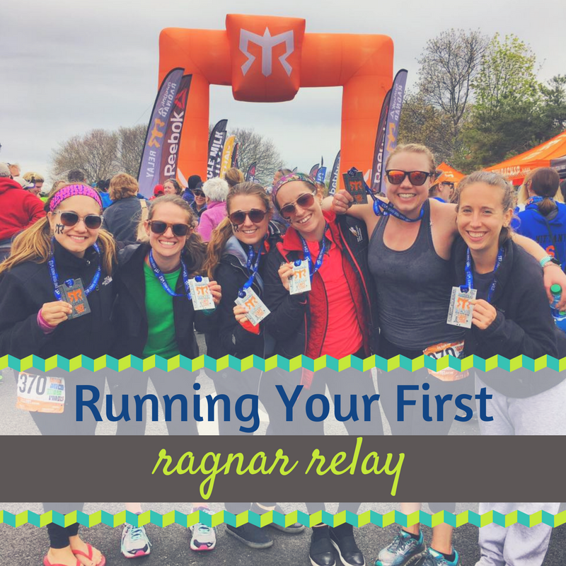Running a Ragnar Relay
